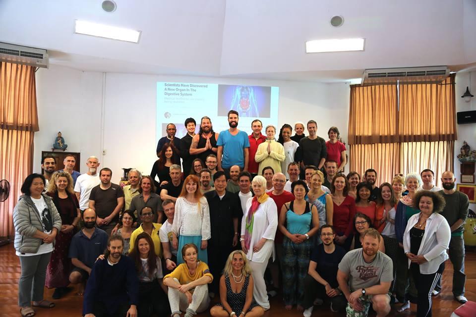 Winter Retreat 2017 Week 4: Fusion II & III group with Mantak Chia