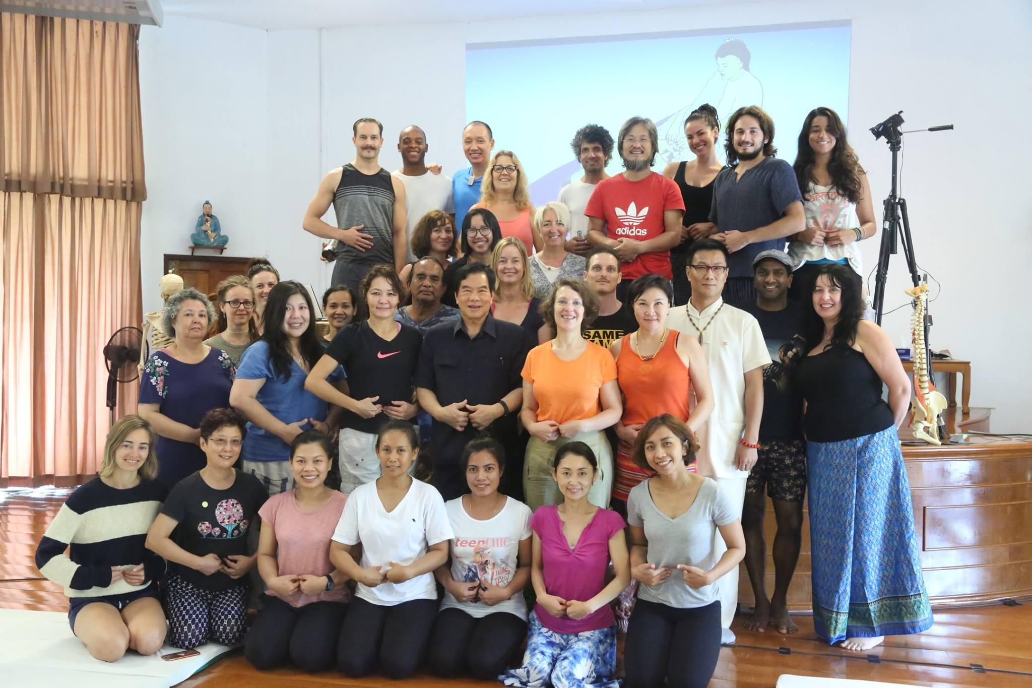 Summer Retreat 2017 Week 5: CNT I: Abdominal Massage & Micro Current Group
