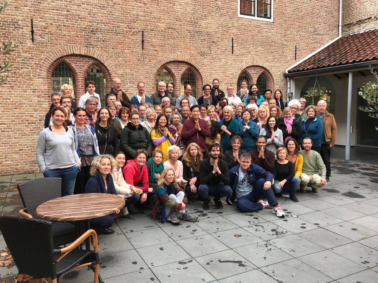 Group of students in Amersfoort, Netherlands – European Fall 2017