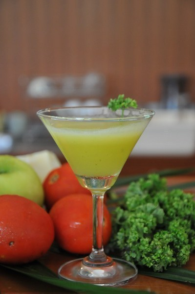 Fasting Program – Vegetable Juice