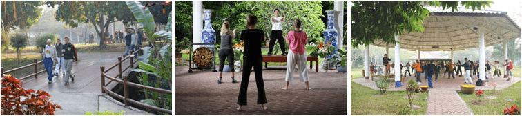Tai chi field tao garden health spa and resort