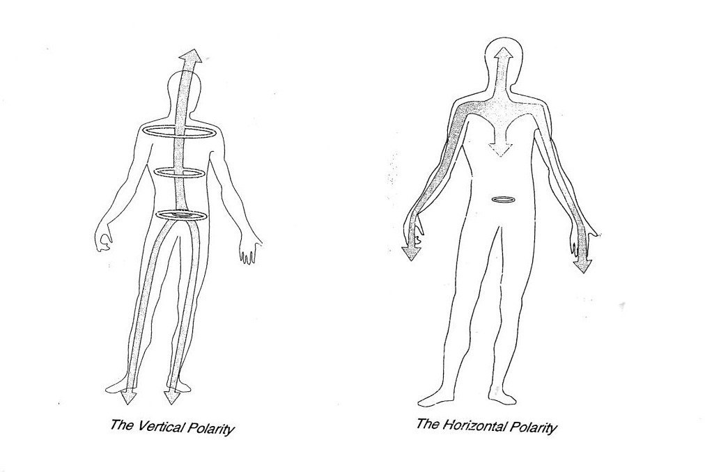 The Vertical Polarity and The Horizontal Polarity