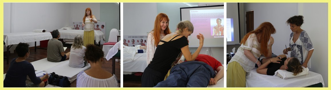 Chi Nei Tsang Massage II with Certification & Elixier Chi Kung