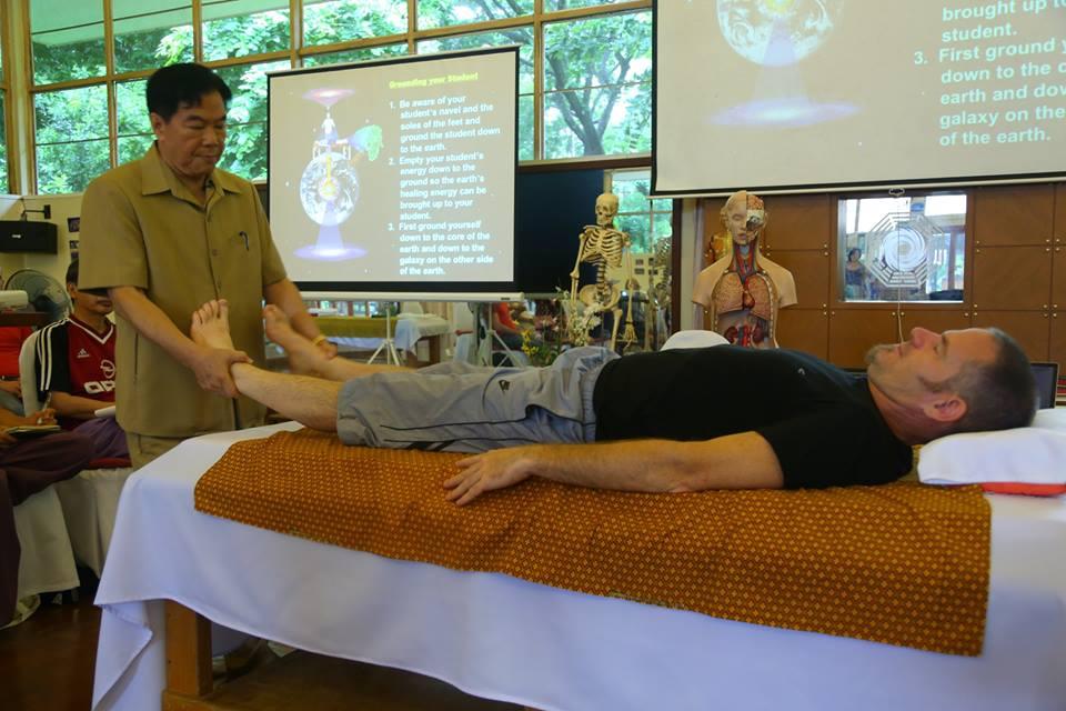 Summer Retreat 2018 Week 4: Cosmic Healing I – Tao Garden, Thailand