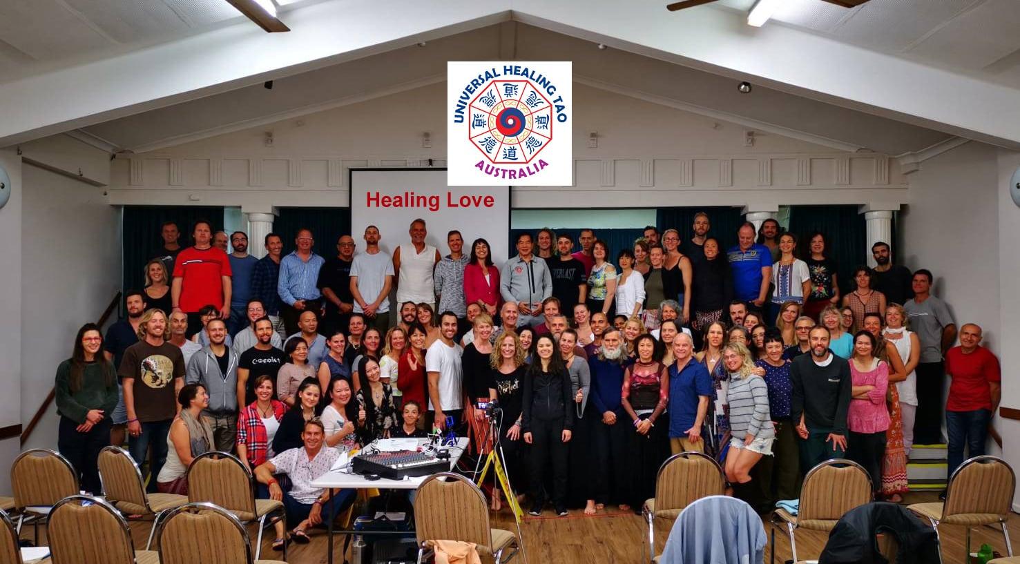 healing love australia