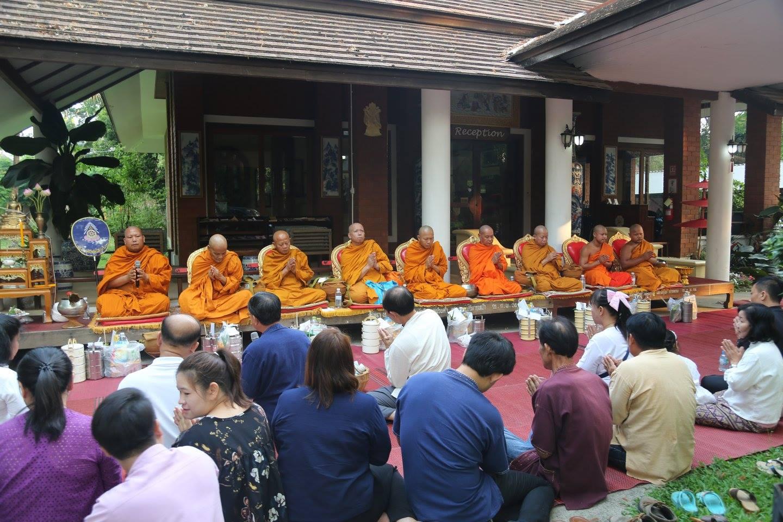 Songkran Festival (Traditional Thai New Year)