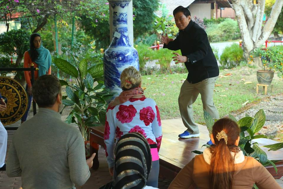 Taoist and Tantra 2016