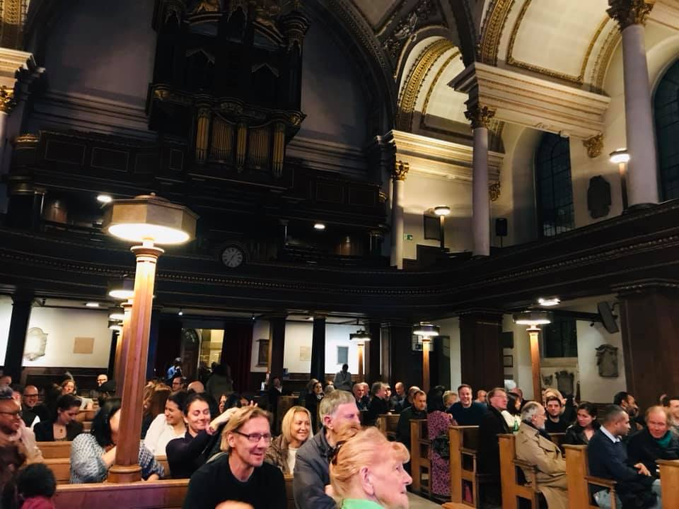 Special Events: St James Church Piccadilly, UK 2019