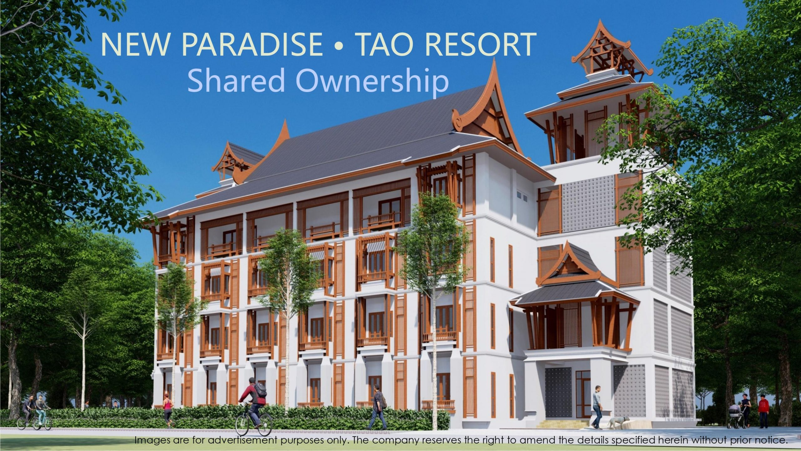 Tao Resort and Darkroom Technology