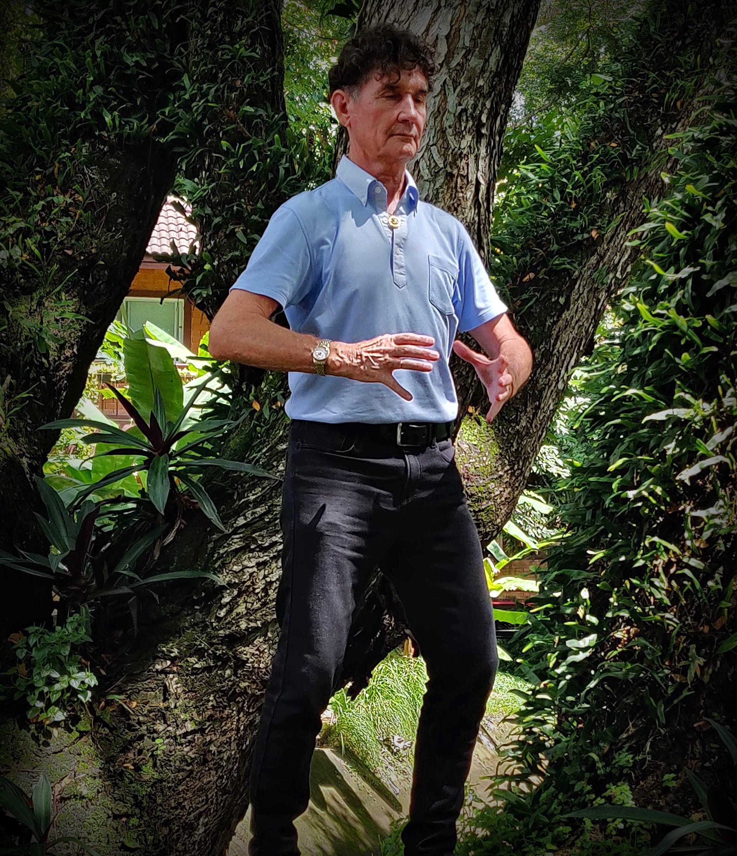 Walter Kellenberger, Senior Instructor Tao Garden