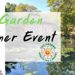 tao garden summer event 2020
