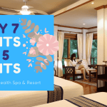 Stay 7 nights pay 5 nights Tao Garden